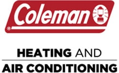 Rick's Affordable Heating & Cooling works with Coleman Air Conditioning products in Oregon OH.